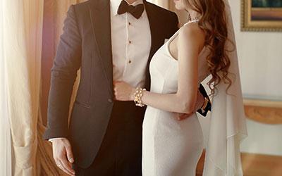 Tenues de mariages originales
